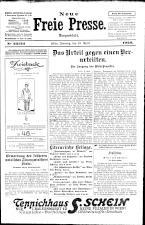 Neue Freie Presse 19260418 Seite: 1