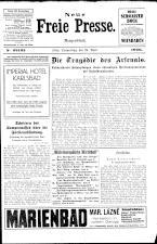 Neue Freie Presse 19260429 Seite: 1
