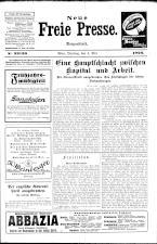 Neue Freie Presse 19260504 Seite: 1