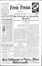 Neue Freie Presse 19260511 Seite: 1