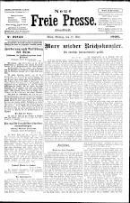 Neue Freie Presse 19260517 Seite: 1