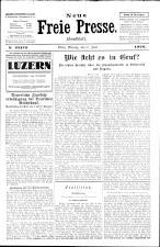 Neue Freie Presse 19260607 Seite: 1