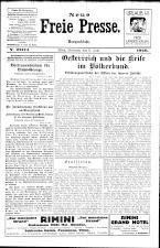 Neue Freie Presse 19260609 Seite: 1
