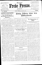 Neue Freie Presse 19260628 Seite: 1