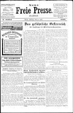 Neue Freie Presse 19260709 Seite: 19