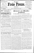 Neue Freie Presse 19260722 Seite: 19