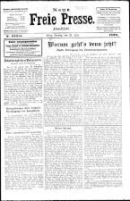 Neue Freie Presse 19260723 Seite: 19
