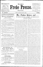 Neue Freie Presse 19260723 Seite: 1