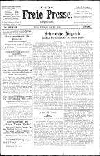 Neue Freie Presse 19260728 Seite: 1