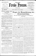 Neue Freie Presse 19260821 Seite: 23