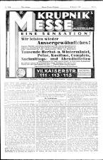 Neue Freie Presse 19260905 Seite: 3