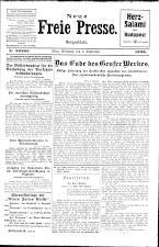 Neue Freie Presse 19260908 Seite: 1
