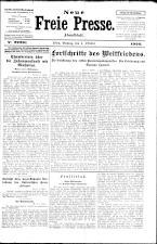 Neue Freie Presse 19261004 Seite: 1
