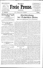 Neue Freie Presse 19261108 Seite: 1