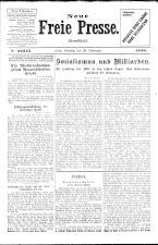 Neue Freie Presse 19261129 Seite: 1