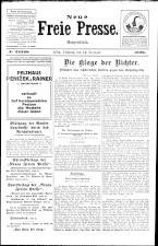Neue Freie Presse 19261214 Seite: 1