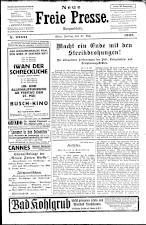 Neue Freie Presse 19270527 Seite: 1