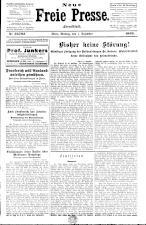 Neue Freie Presse 19301201 Seite: 1