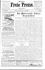 Neue Freie Presse 19301202 Seite: 1