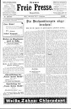 Neue Freie Presse 19301203 Seite: 1