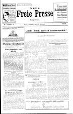 Neue Freie Presse 19350224 Seite: 1