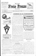 Neue Freie Presse 19360327 Seite: 1