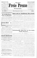 Neue Freie Presse