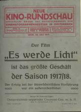 Neue Kino-Rundschau
