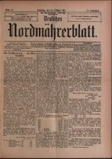 Deutsches Nordmährerblatt