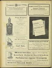 Neue Wiener Friseur-Zeitung 18930801 Seite: 10