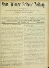 Neue Wiener Friseur-Zeitung