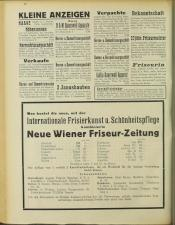 Neue Wiener Friseur-Zeitung 19381101 Seite: 26