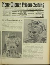 Neue Wiener Friseur-Zeitung 19381101 Seite: 3