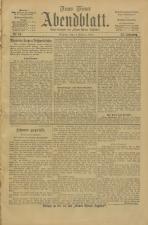 Neues Wiener Tagblatt (Tages-Ausgabe) 18980214 Seite: 11