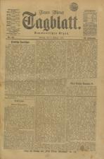 Neues Wiener Tagblatt (Tages-Ausgabe) 18980214 Seite: 1