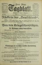 Neues Wiener Tagblatt (Tages-Ausgabe)
