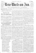 Neue Warte am Inn 19071012 Seite: 1