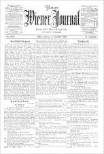 Neues Wiener Journal 19031204 Seite: 1