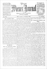 Neues Wiener Journal 19091105 Seite: 1