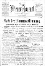 Neues Wiener Journal 19160613 Seite: 1