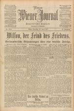 Neues Wiener Journal 19170616 Seite: 1