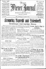 Neues Wiener Journal 19181204 Seite: 1