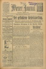 Neues Wiener Journal 19280923 Seite: 1