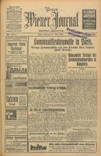 Neues Wiener Journal 19290527 Seite: 1