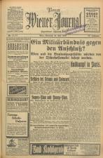 Neues Wiener Journal 19290529 Seite: 1