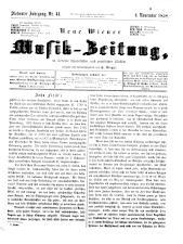 Neue Wiener Musik-Zeitung