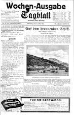 Neues Wiener Tagblatt (Wochen-Ausgabe)