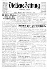 Die Neue Zeitung