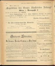 Oesterreichische Buchhändler-Correspondenz 18921231 Seite: 16