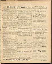 Oesterreichische Buchhändler-Correspondenz 18930128 Seite: 11